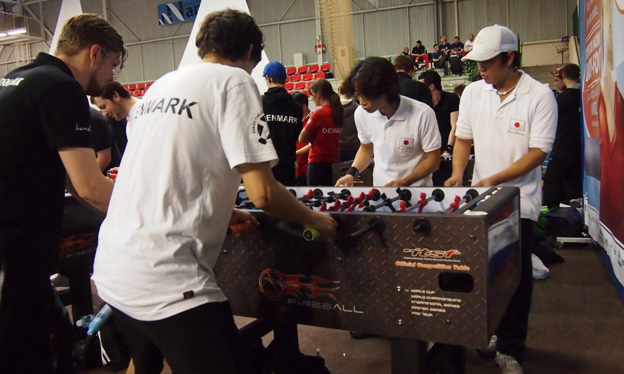 日本テーブルサッカー協会/JTSF – JAPAN TABLE SOCCER FEDERATION